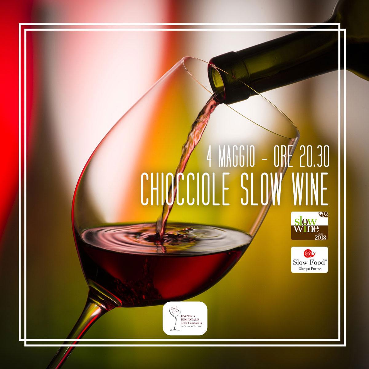 Chiocciole Slow Wine