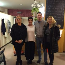 Iva Zanicchi, Corinne Cléry, Barbara Bouchet